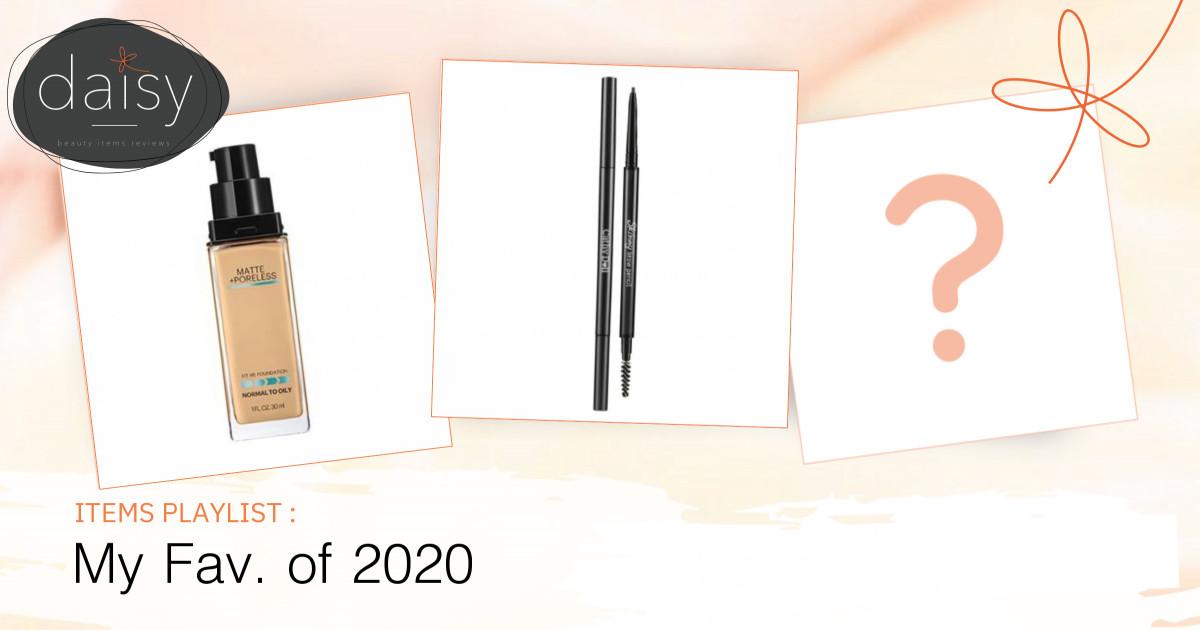 My Fav. of 2020