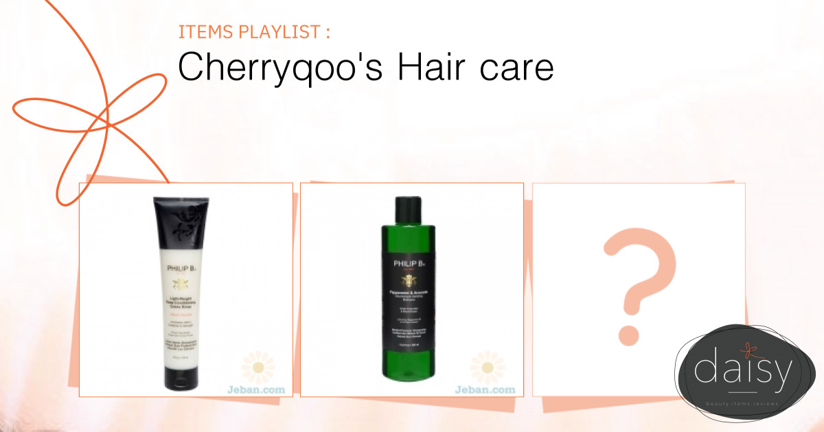 Cherryqoo's Hair care